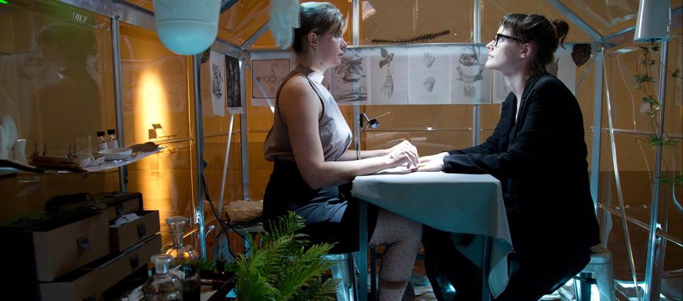Plantarum: Empathic Limb Clinic, Proximity Festival PICA 2013.